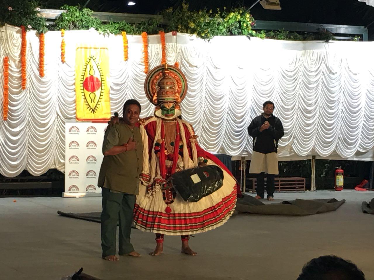 Vyoma team in IIM Bangalore