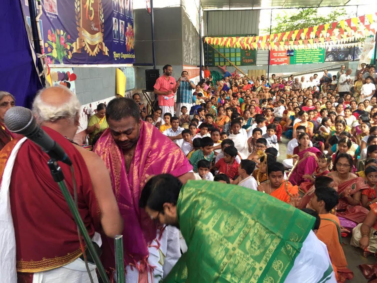 GGSS Vijayanagar – Annual Day