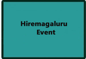 Hiremagaluru event-April 2019