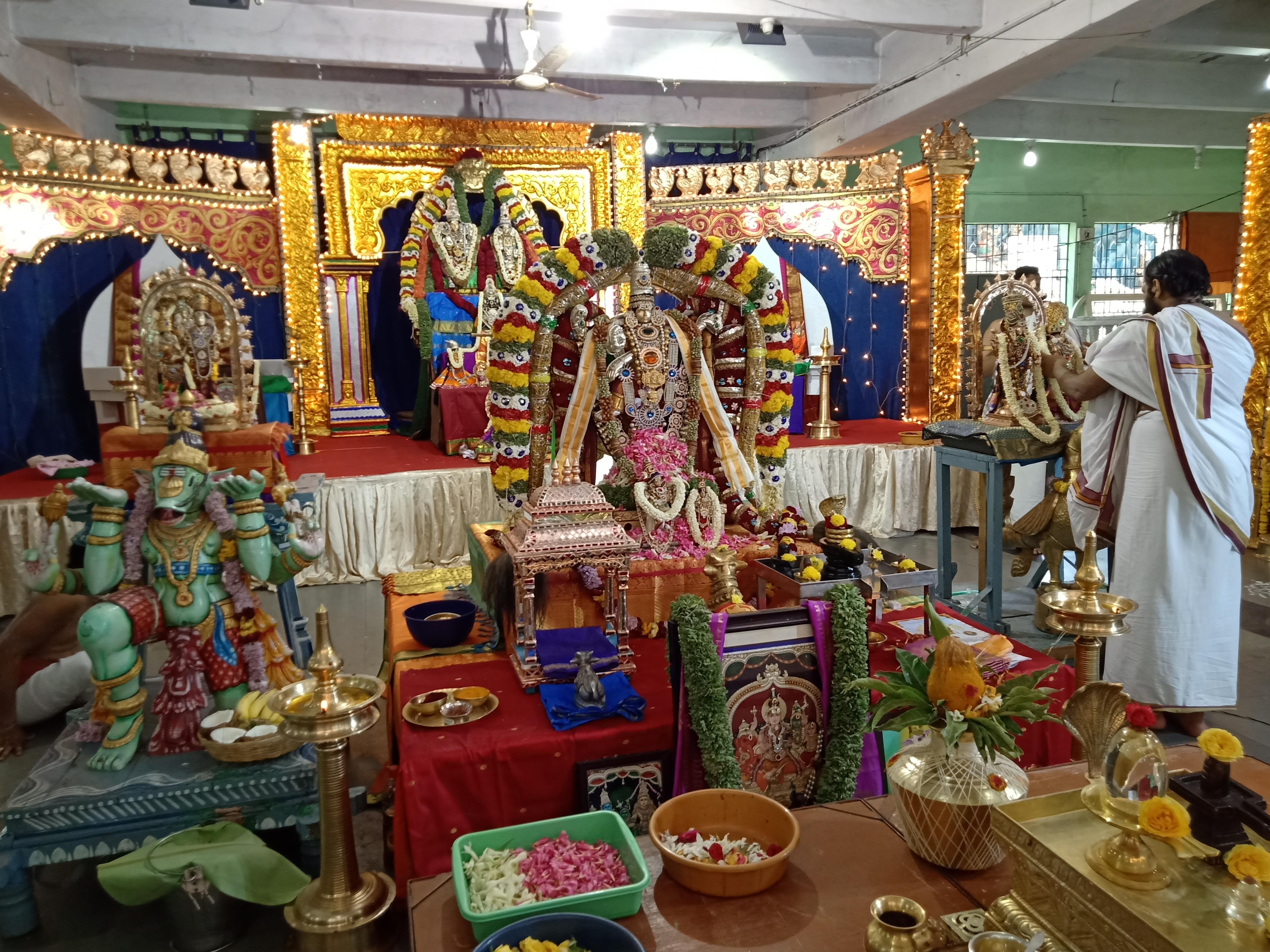 Mahashiva Ratri-Ramamandir- March 2019